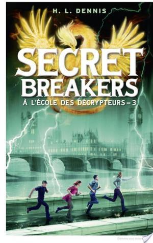 Affiche Secret breakers - À l'école des décrypteurs 3 - Les Chevaliers de Neustrie