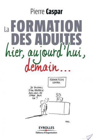 Affiche La formation des adultes