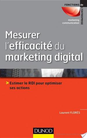 Boite de  Mesurer l'efficacité du marketing digital