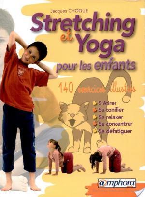 Affiche Stretching et yoga pour les enfants