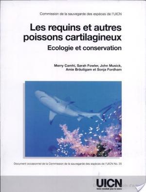 Affiche Les requins et autres poissons cartilagineux