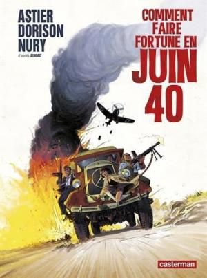 Affiche Comment faire fortune en juin 40