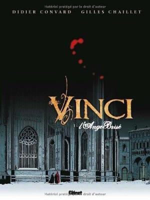 Affiche Vinci, Tome 1 : L'Ange Brisé