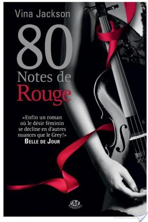 Boite de  80 Notes de rouge
