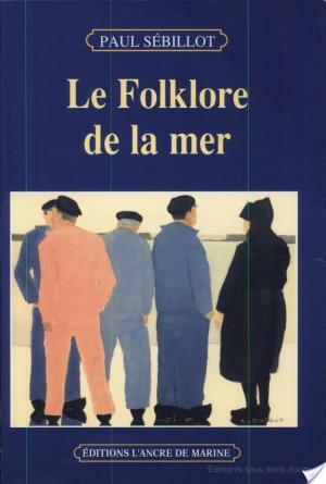 Affiche Le folklore de le mer