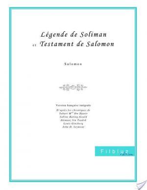 Affiche La Légende de Soliman (Salomon)
