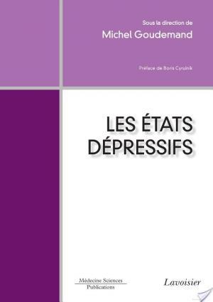 Affiche Les états dépressifs