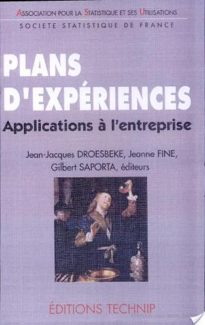 Affiche Plans d'expériences