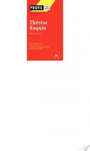 Affiche Profil - Zola (Emile) : Thérèse Raquin