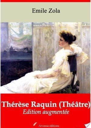 Affiche Thérèse Raquin (Théâtre)