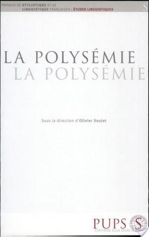 Affiche La polysémie