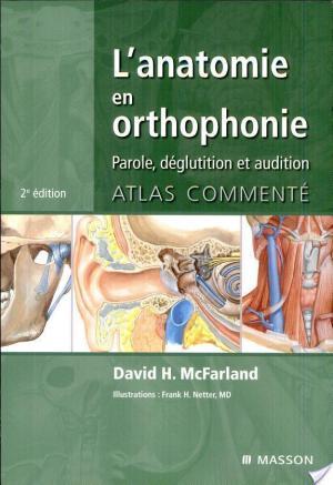 Affiche L'anatomie en orthophonie