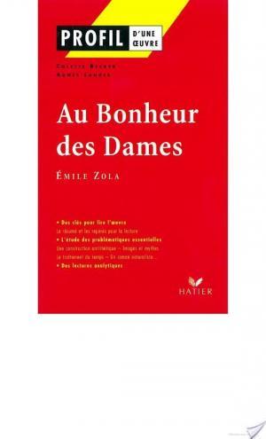 Affiche Profil - Zola (Emile) : Au Bonheur des Dames