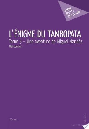 Affiche L'Enigme du Tambopata - Tome 5
