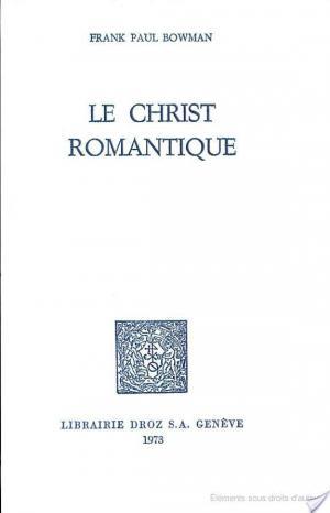 Affiche Le Christ romantique