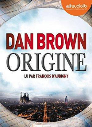 Affiche Origine: Livre audio 2CD MP3