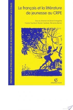 Affiche Le français et la littérature de jeunesse au CRPE