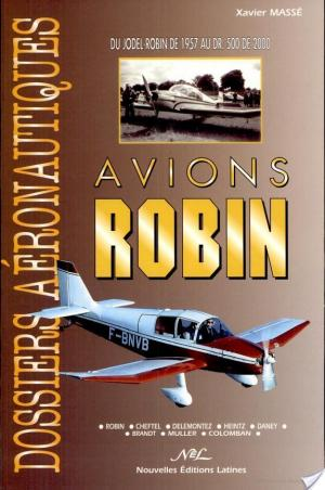 Affiche Avions Robin