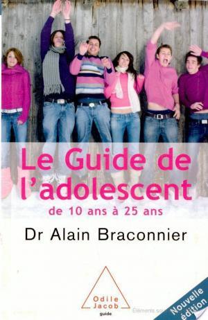 Affiche Guide de l'adolescent (Le)