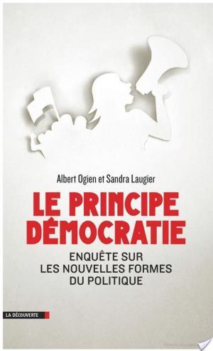Affiche Le principe démocratie