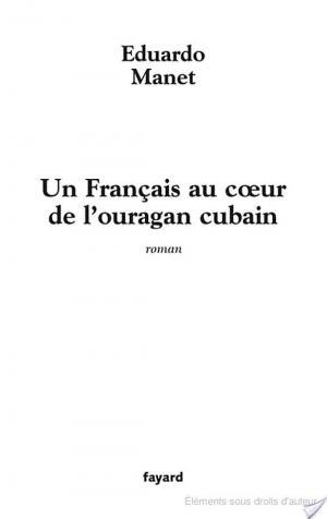 Affiche Un Français au coeur de l'ouragan cubain