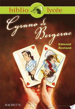 Affiche BIBLIOLYCEE Cyrano de Bergerac no 50 - Livre élève