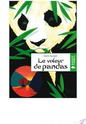 Affiche Le voleur de pandas