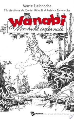 Affiche Wanabi et la machine infernale