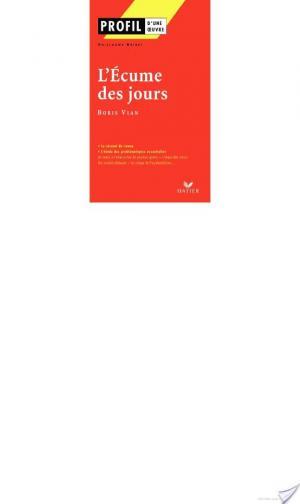 Affiche Profil - Vian (Boris) : L'écume des jours