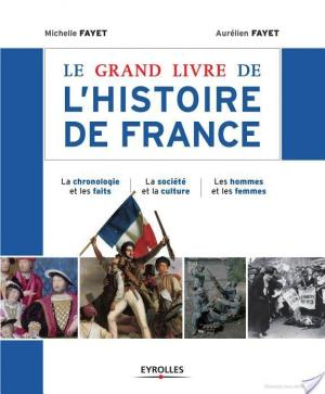 Affiche Le grand livre de l'histoire de France