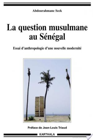 Boite de  La question musulmane au Sénégal