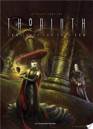 Affiche Thorinth T1 : Le Fou sans nom