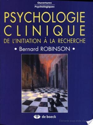 Affiche Psychologie clinique