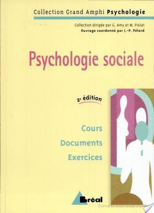 Affiche Psychologie sociale