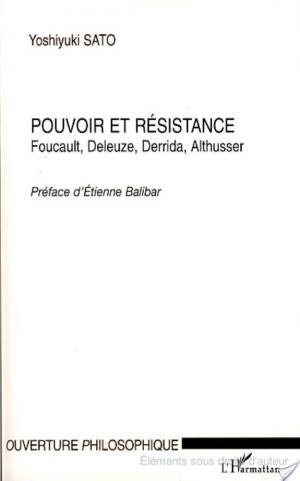 Affiche Pouvoir et résistance