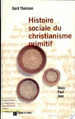 Affiche Histoire sociale du christianisme primitif