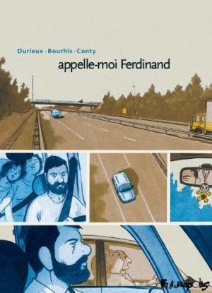 Affiche Appelle-moi Ferdinand