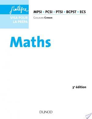 Affiche Maths - Visa pour la prépa - 3e éd.