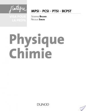 Affiche Physique-Chimie Visa pour la prépa - 3e éd.
