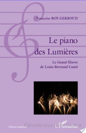 Affiche Le piano des Lumières