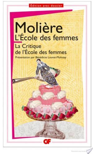 Affiche L'École des femmes