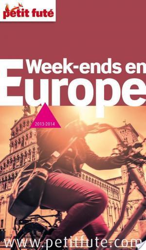 Affiche Week-end en Europe 2013-2014 Petit Futé (avec cartes, photos + avis des lecteurs)