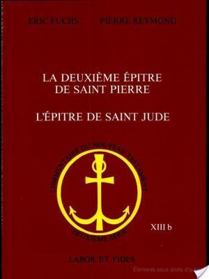 Affiche La deuxième épître de saint Pierre ; L'épître de saint Jude