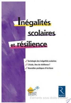 Affiche Inégalités scolaires et résilience