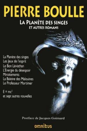 Affiche La planète des singes et autres romans