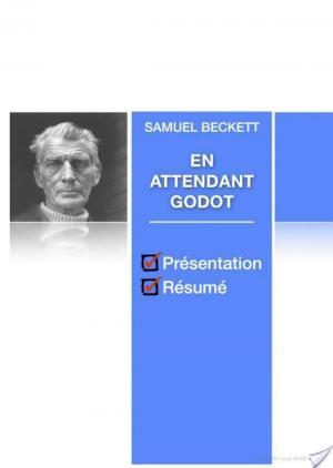 Affiche En attendant Godot (résumé de l'oeuvre)