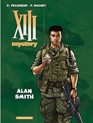 Affiche XIII Mystery - tome 12 - Alan Smith