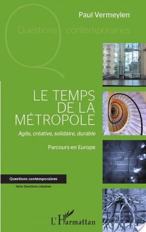 Affiche Le temps de la métropole