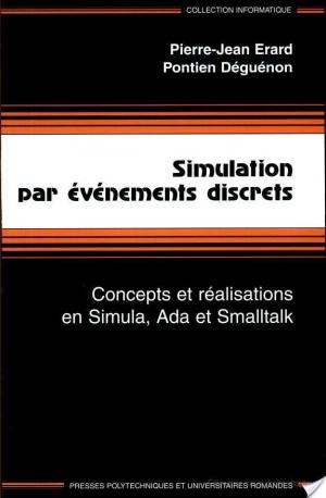 Affiche Simulation par événements discrets