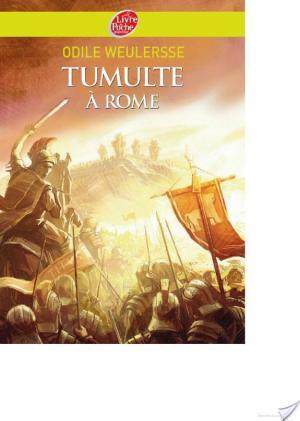 Affiche Tumulte à Rome